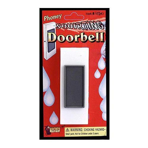 Squirting Doorbell by Forum - Shop GagWorks.com