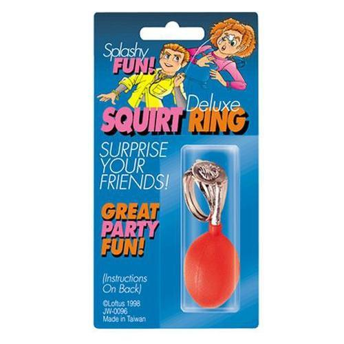 Squirting Ring Deluxe