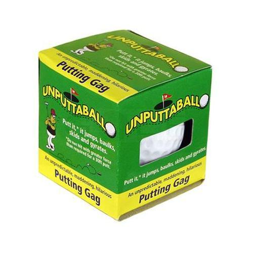 Unputtaball Golf Ball Prank by Loftus - Shop GagWorks.com