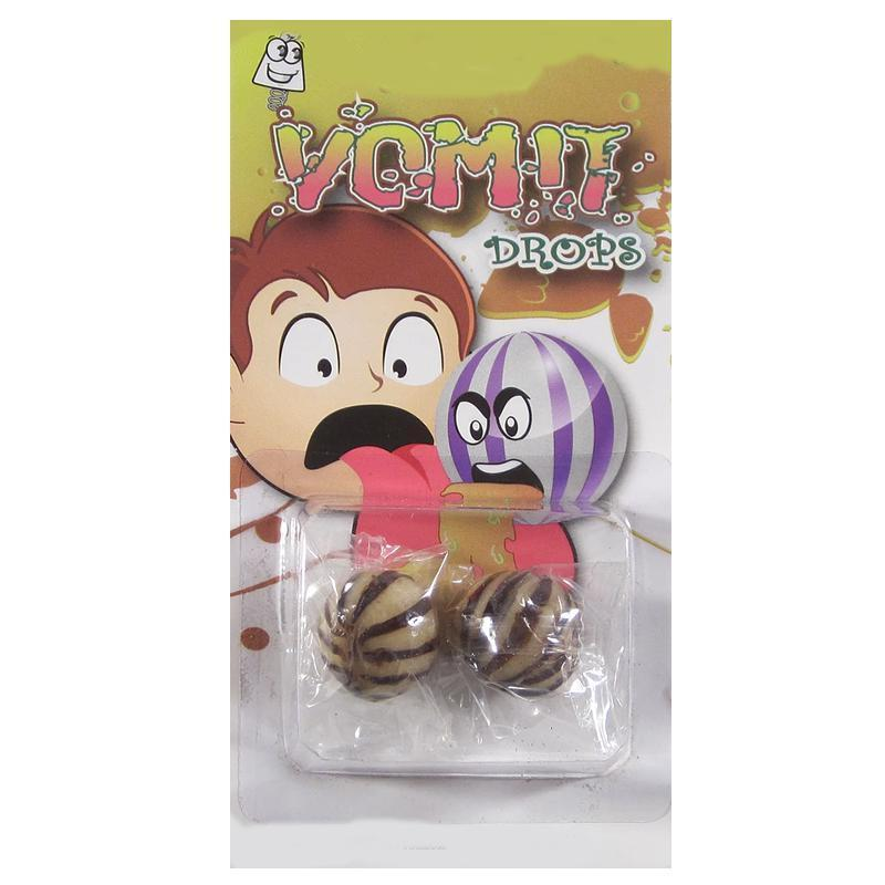 Vomit Drops Prank Candy by Creative Products - Shop GagWorks.com