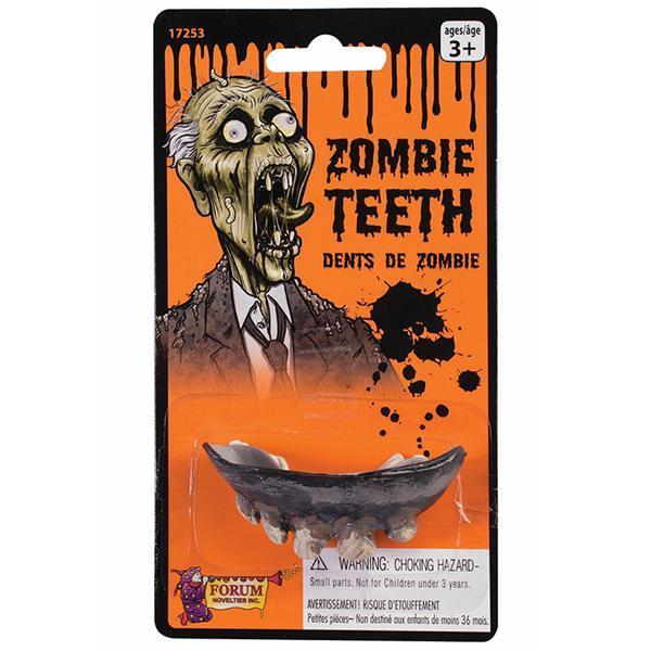 Zombie Teeth by Forum - Shop GagWorks.com