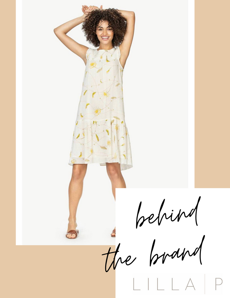 Behind the Brand with Lilla P