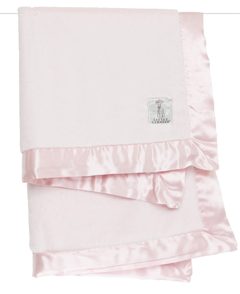 Luxe Baby Blanket - Pink