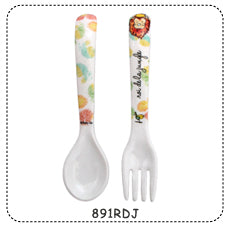 King of the Junle- Assorted Melamine Set