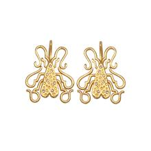 Doodlebug Leverback Earrings