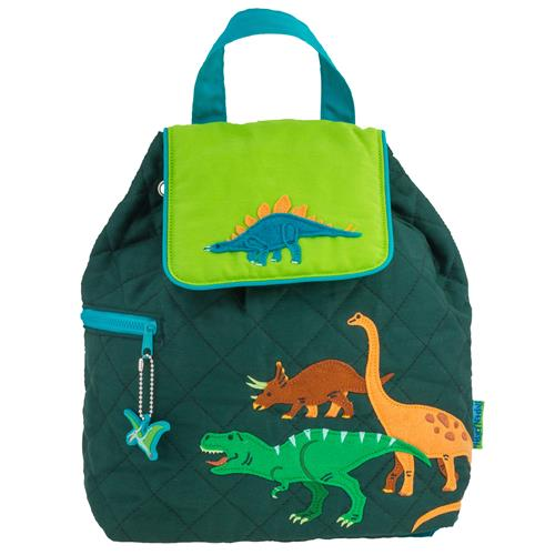 Quilted Backpack - Dino