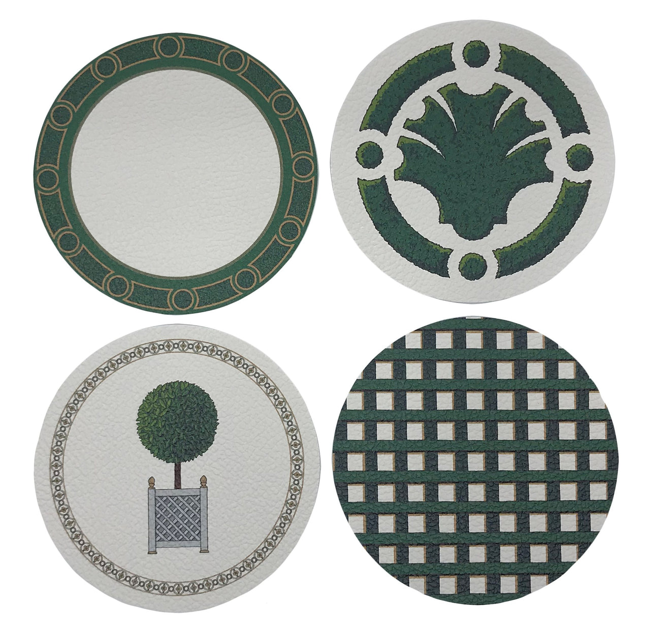 Timothy Corrigan Coaster Set