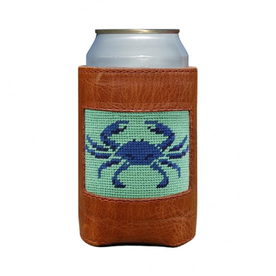 Blue Crab Can Cooler