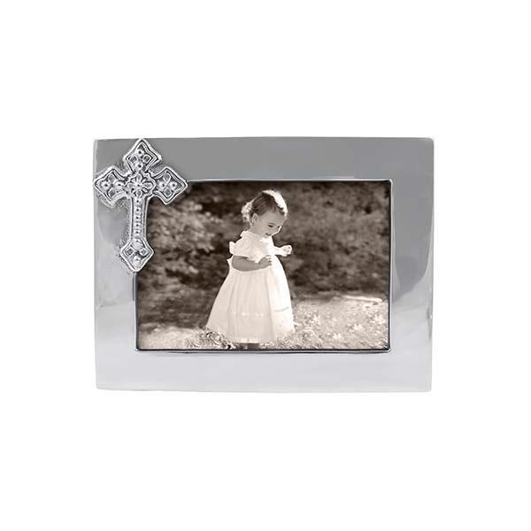 Cross Picture Frame - 4x6