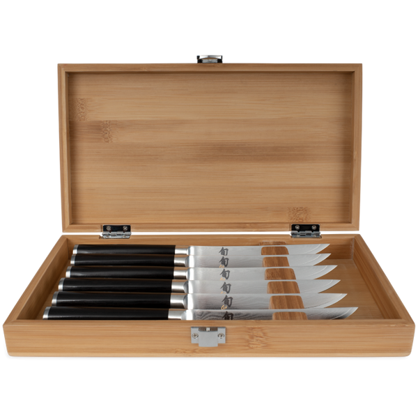 Classic 6 Piece Steak Knives