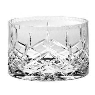 Crystal Straight Sided Bowl