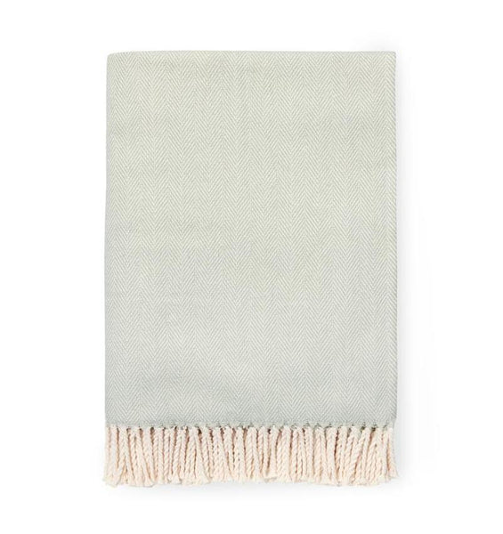 Silver Sage Celine Throw