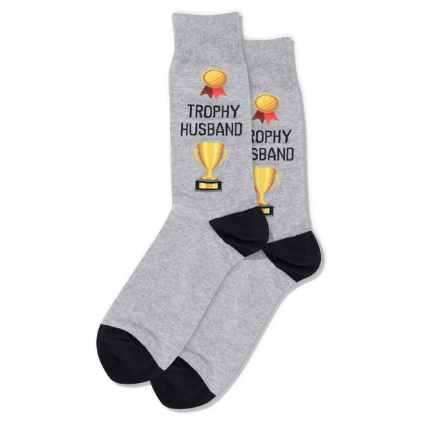 Men's Trophy Husband Socks