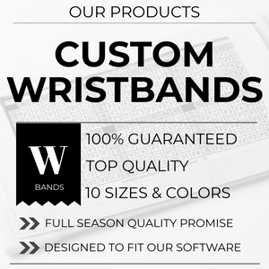 Own The Zone Sports - Player Wristbands for Baseball & Softball - As used by Major League Baseball and NCAA