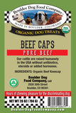 Organic Baked Beef Caps