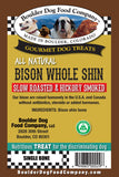 Bison Whole Shin Bone