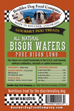 Bison Wafers