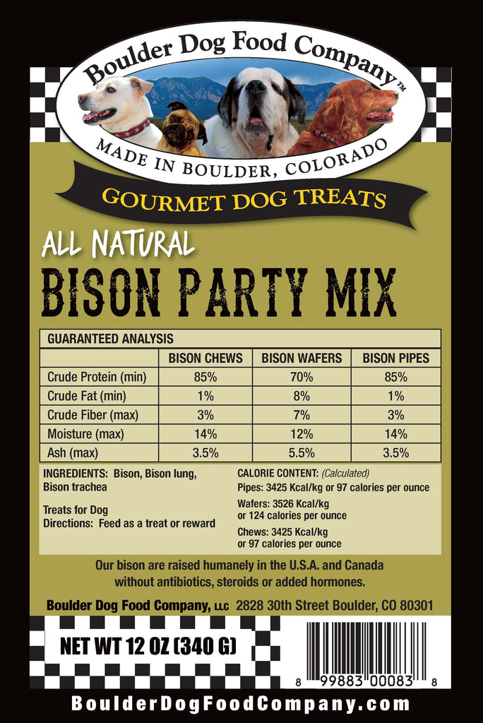 Bison Party Mix