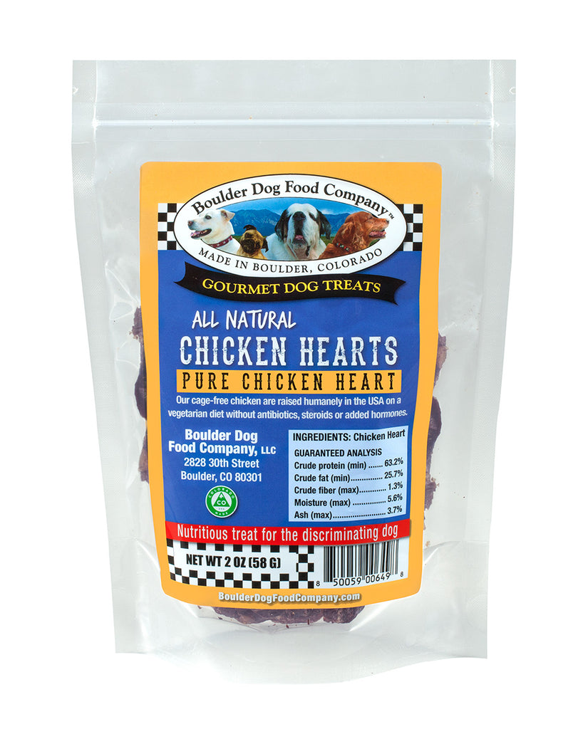 Chicken Hearts