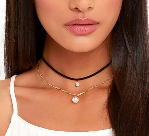Pretty Rebel Layered Necklace