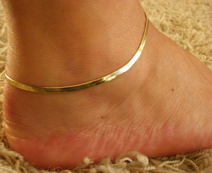 Sweet N' Charming Anklet
