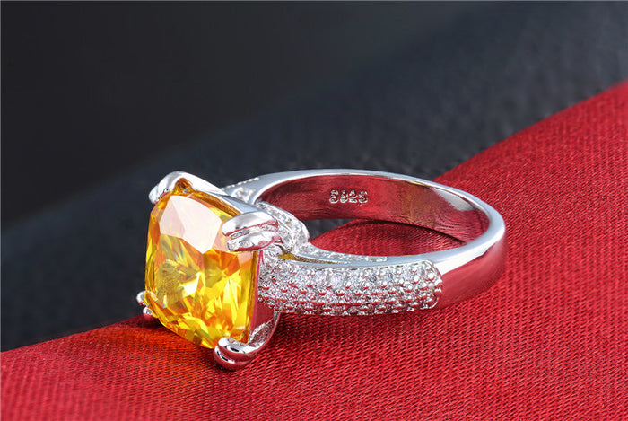 Once Upon A Time Sparkling Ring