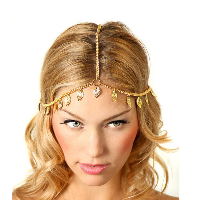 Come A Little Closer Paris Tassel Headband