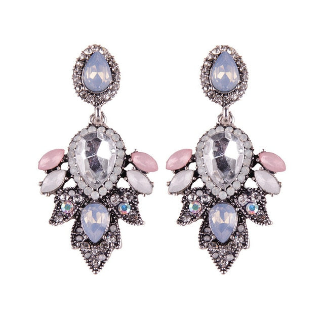 Fit for A Queen Dazzling Earrings