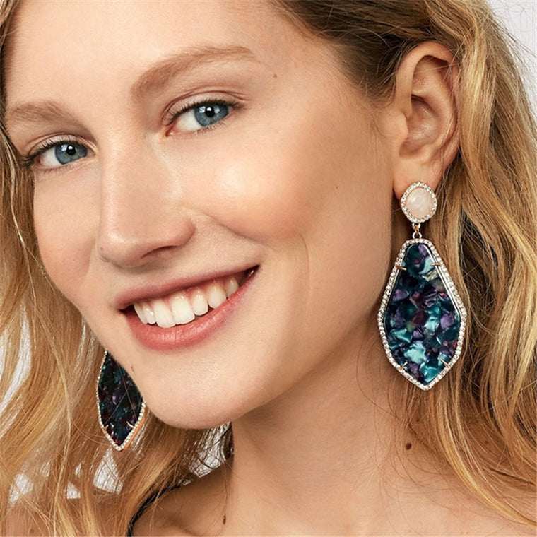Is She A Goddess Gorgeous Earrings