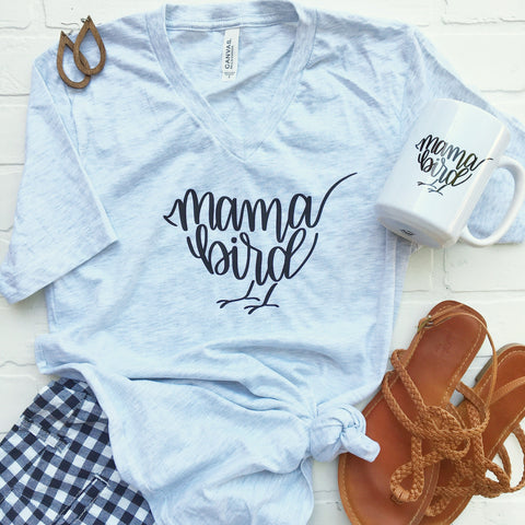 Mama Bird Bundle | Mug & Graphic Tee