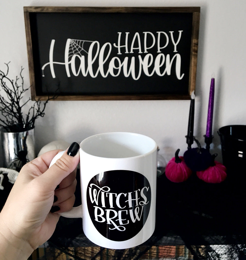 witch's brew | halloween mug | funny mugs for her – millionayres