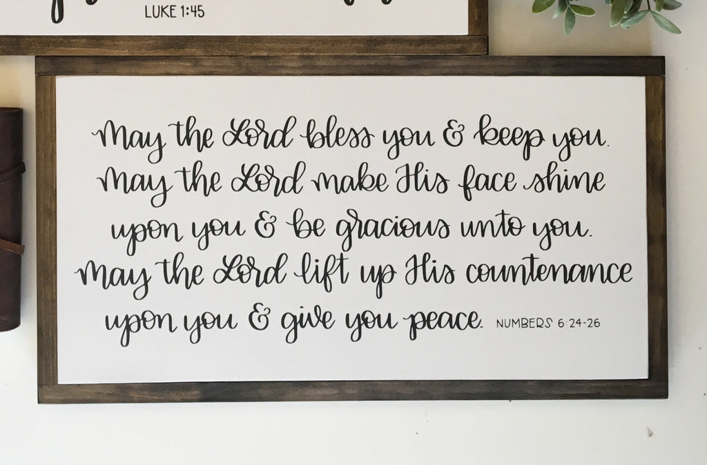 "Custom for Sarah Muela 13""x24"" 
