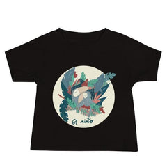 Collection BellyBulle - T.Shirt Enfant - El Niño Version Toucan