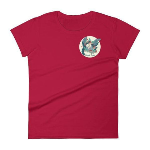 Collection BellyBulle - T.Shirt Femme - Maman Toucan