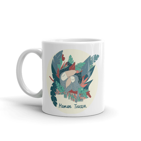 Collection BellyBulle - Mug - Maman Toucan