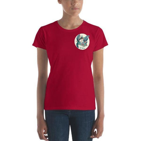 Collection BellyBulle - T.Shirt Femme - La Madre