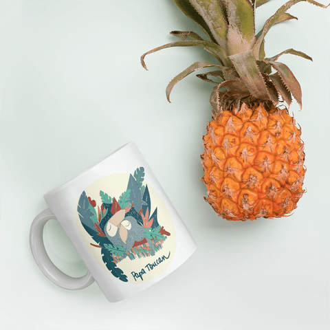 Collection BellyBulle - Mug - Papa Toucan