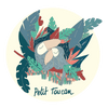 Image of Collection BellyBulle - T.Shirt Enfant - Petit Toucan Version Toucan