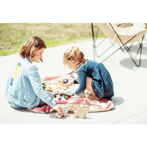 Tapis De Jeu & Rangement Play&Go : Print Collection