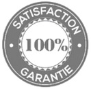 Image of 100% Satisfaction Guarantie