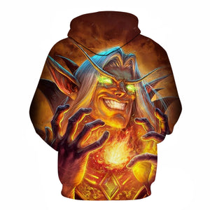 Doomsayer Hearthstone 3D Full Printing
