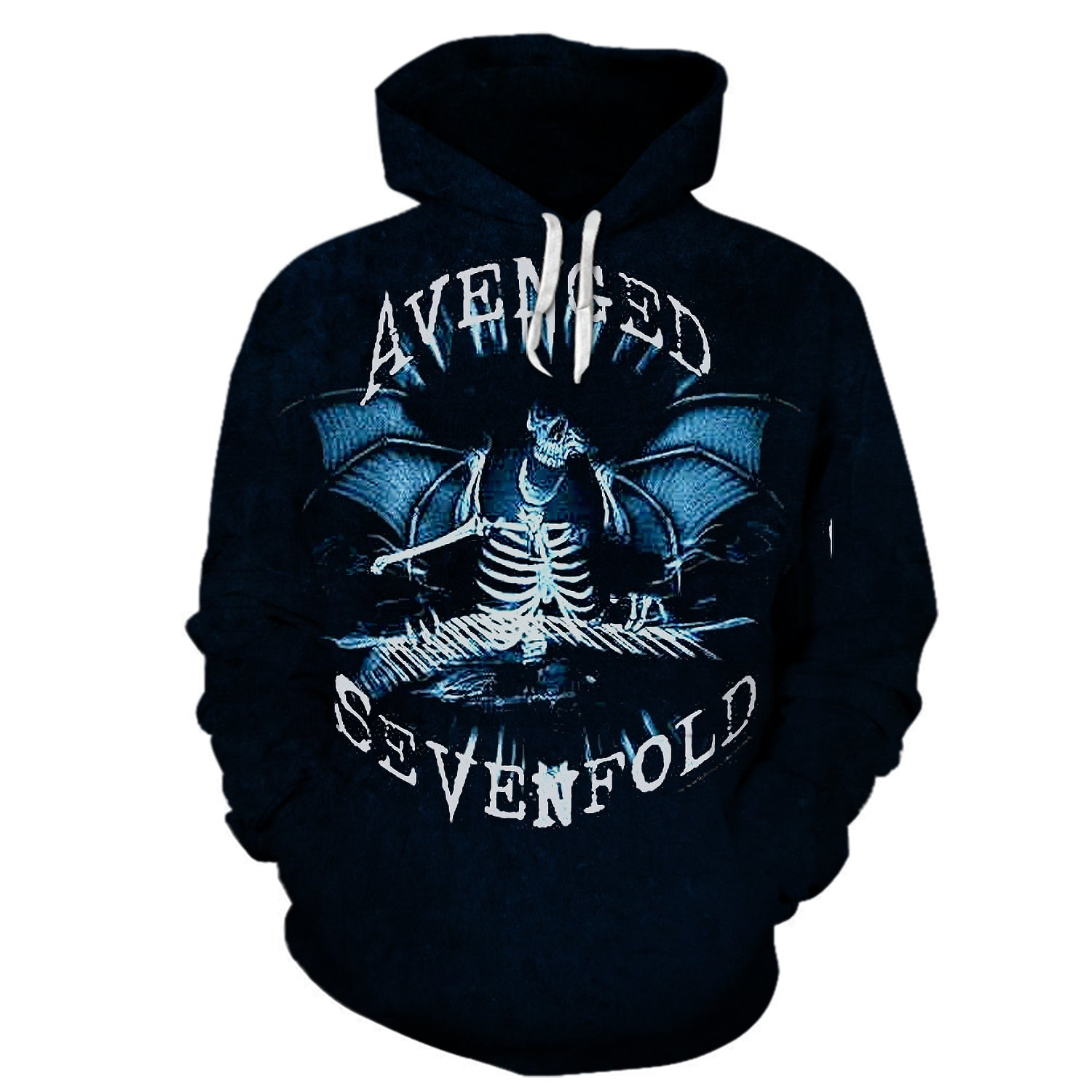 Avenged Sevenfold Organ Donor 3D Full Printing