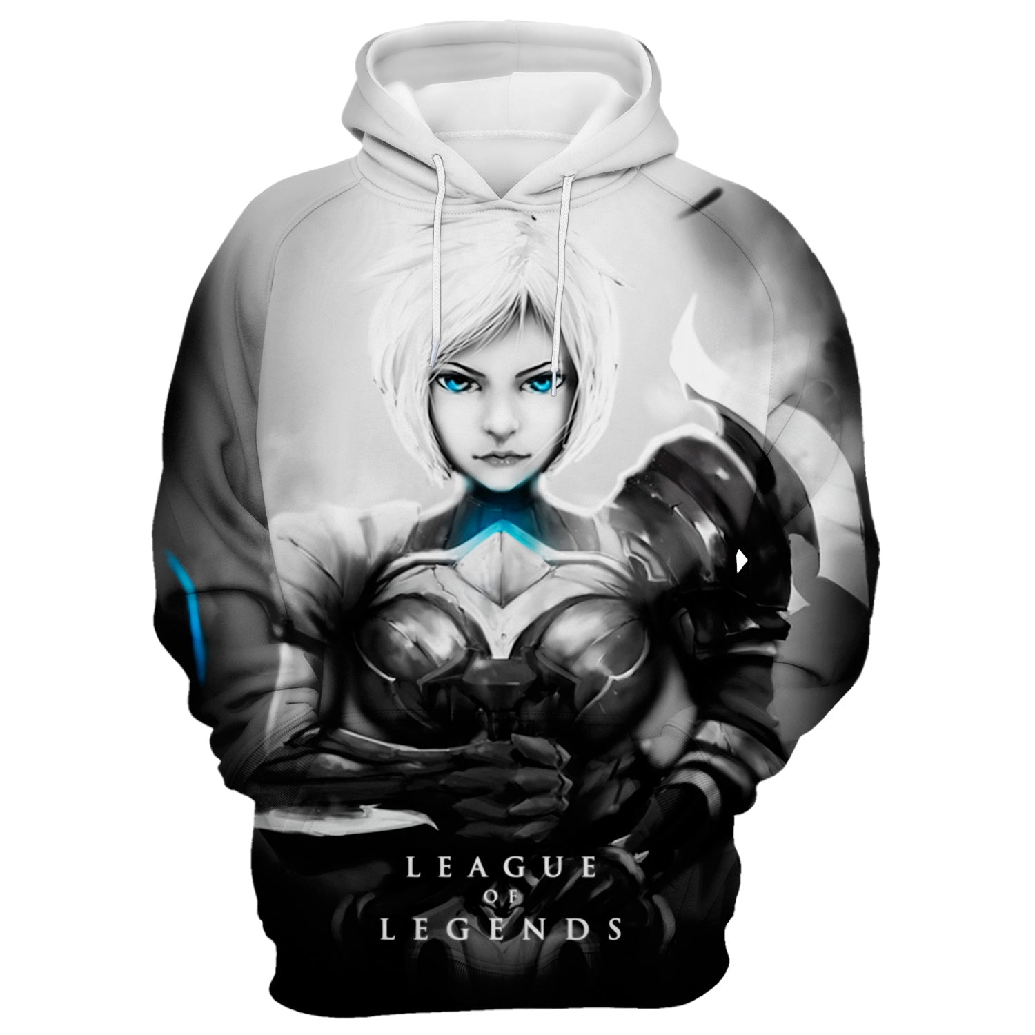 Championship Riven League of Legends 3D Full Printing