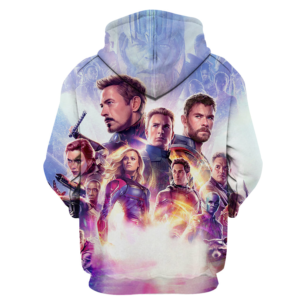 Avengers Limited Edition Hoodies & Tees