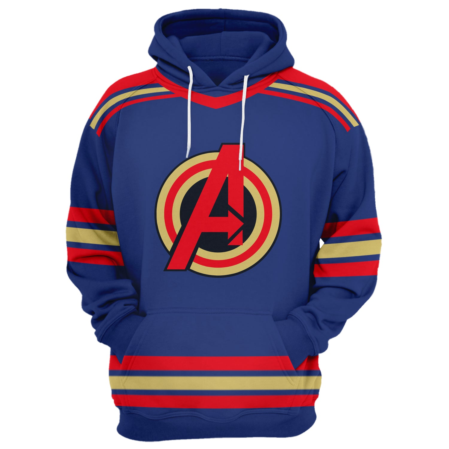Avengers Customize Your Name Limited Edition