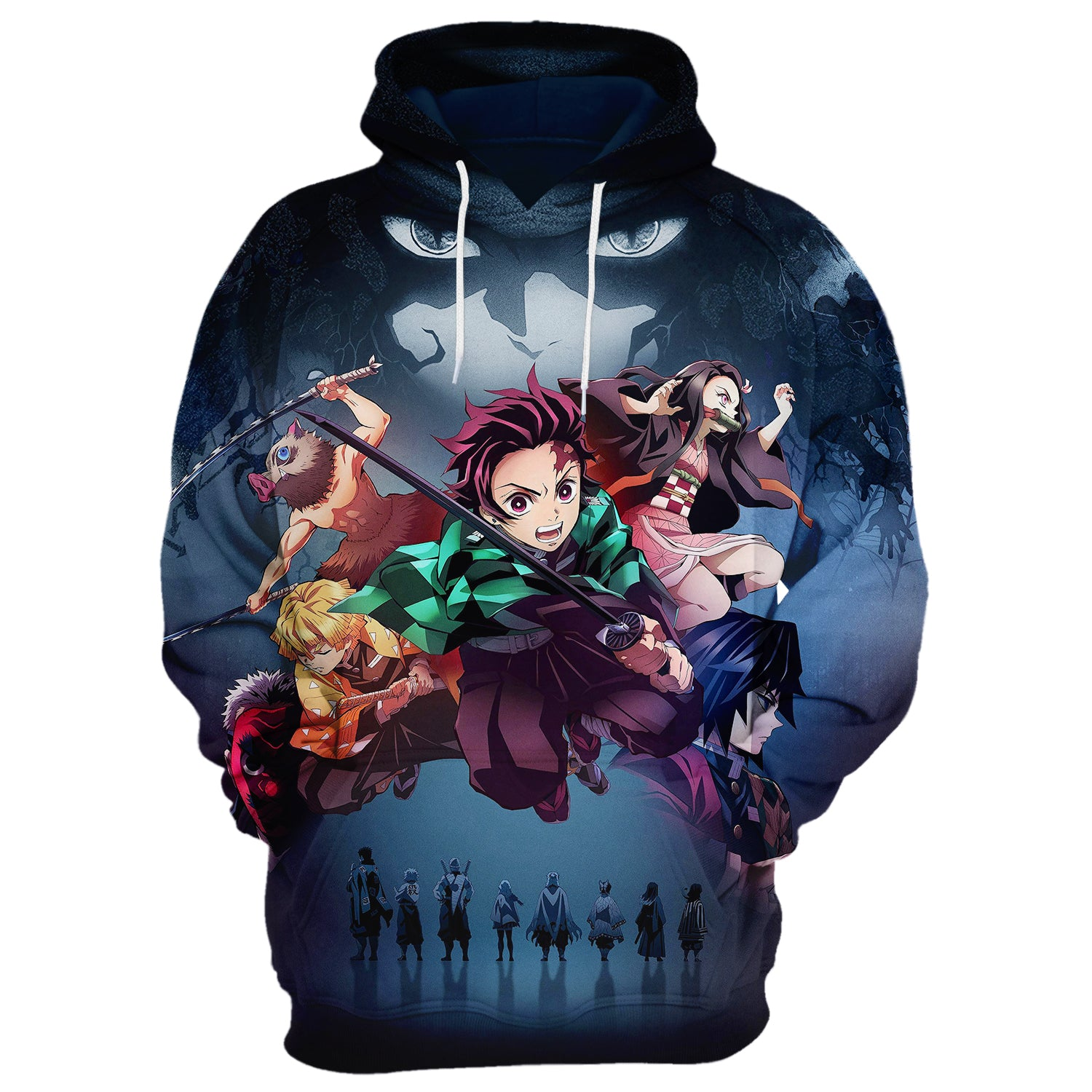 Demon Slayer Limited Edition Hoodies & Tees