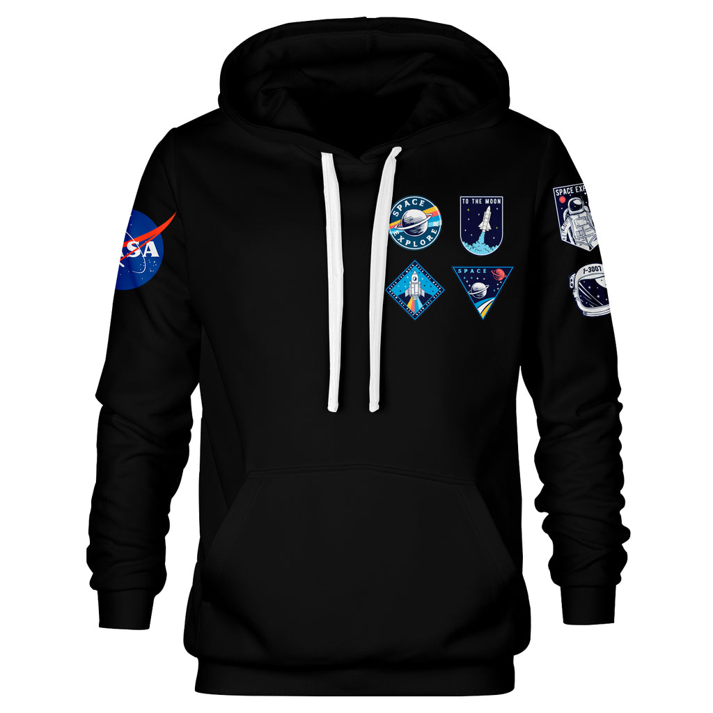 NASA Limited Edition Hoodies & Tees