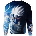 Kakashi Hatake Limited Edition Hoodies & Tees