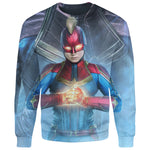 Caption Marvel Limited Edition Hoodies & Tees