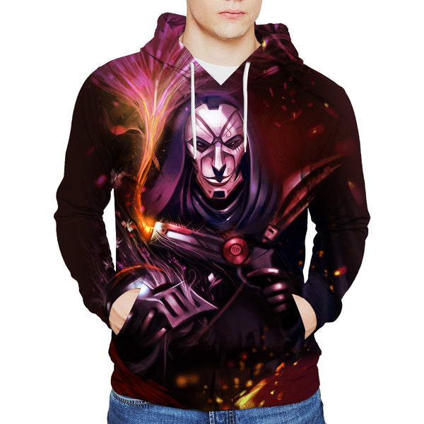 Jhin League of Legends 3D Full Printing